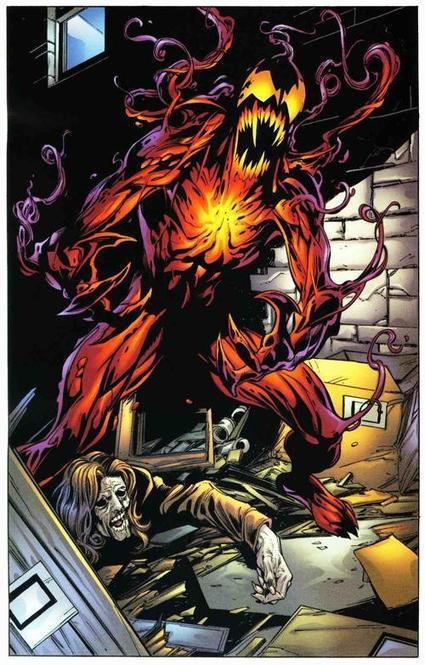 Carnage | Spider-Man | Scoop.it