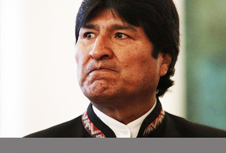 Morales cuts US down to size: 'We don't need your Embassy in Bolivia' | World | Scoop.it