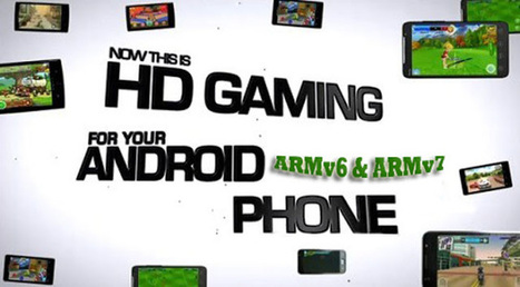 Increase Android Gaming Performance To Play HD Games On Low-End Devices (ARMv6 and ARMv7) | Android | Scoop.it