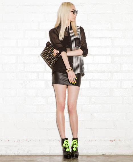 2013 Spring and Summer Teen Fashion Trends | fashion01 | Scoop.it