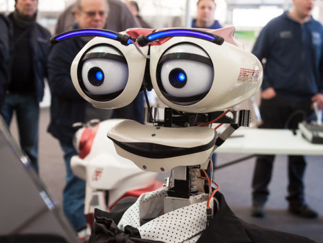Is Humor the Final Barrier for Artificial Intelligence? - iQ by Intel | Innovation, Big Data, Open Data, Internet of Things, Smart Homes & Cities, 3D printing | Scoop.it