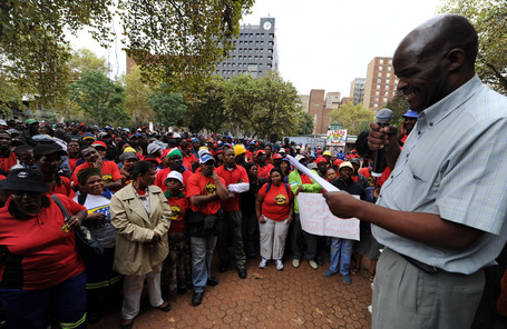 Q&A: What is at stake in SA's strike season? | South Africa | Scoop.it