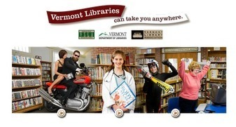 Welcome to the Vermont Department of Libraries | Vermont Department of Libraries | K-12 Standards Based Resources for English Language Arts | Scoop.it