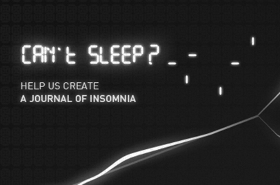 A Journal of Insomnia | IDFA DocLab 2012 | A journal of insomnia | Scoop.it