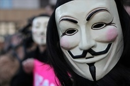 FBI vs Anonymous or I spy on the FBI - BullGuard Blog | Criminal Psychology and Criminal Investigations | Scoop.it
