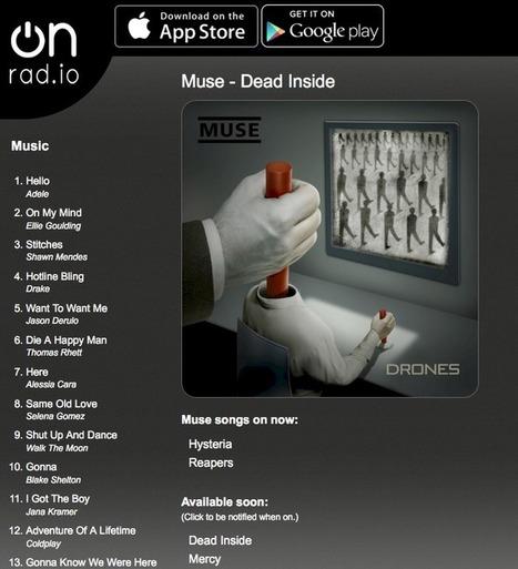 OnRadio – Le moteur de recherche des radios « | muZic... | Scoop.it