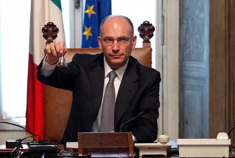 Qui es-tu Enrico Letta, nouveau président du Conseil italien? - Les Inrocks | Union Européenne, une construction dans la tourmente | Scoop.it