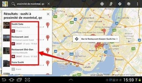 Google+ Local le Guide des Commerces de Proximité de Google | WebZine E-Commerce &  E-Marketing - Alexandre Kuhn | Scoop.it