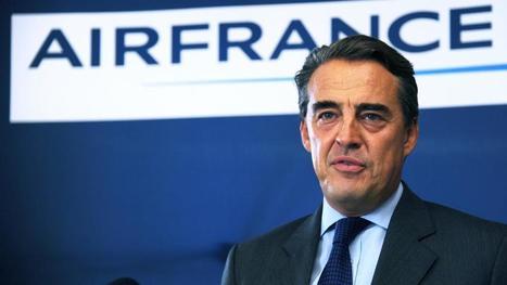 Travail des enfants, 35 heures, droit de grève : l'intervention cash du PDG d'Air France | SociétésenMouvement | Scoop.it