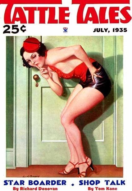 Earle Bergey   Pulp artist   Vintage & images   Scoop.it