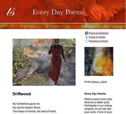 Fields of Red | Writing with Fire | Scoop.it