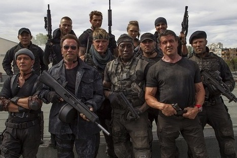 I torrented 'The Expendables 3' and I'm still going to see it in theaters   Branded Entertainment & Extended Commercial Avenues   Scoop.it