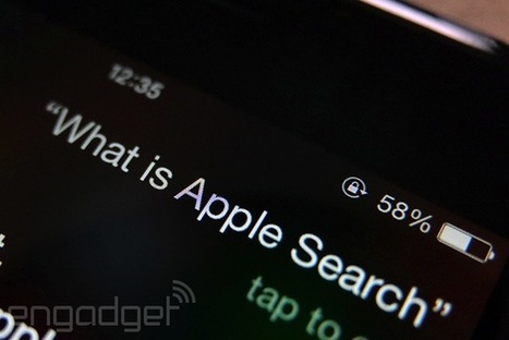 Is Apple planning its own search engine? | Internet Search | Scoop.it