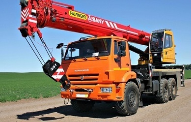 What are Telescopic Truck Cranes | Machines | Scoop.it