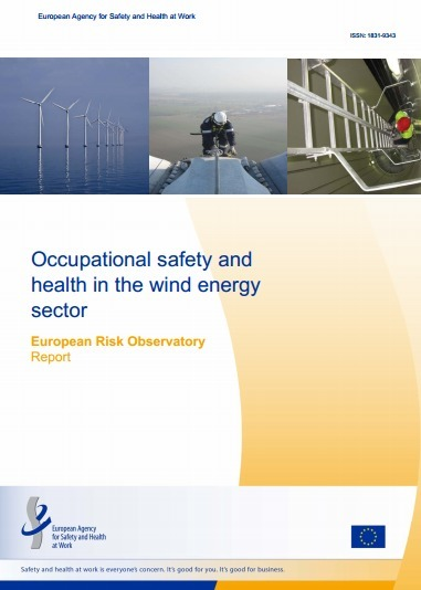 (EN) (PDF) - Occupational safety and health in the wind energy sector | osha.europa.eu | Glossarissimo! | Scoop.it