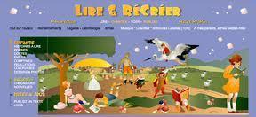 Lire & RéCréer - site de lecture pour les enfants et leurs parents | FLE enfants | Scoop.it
