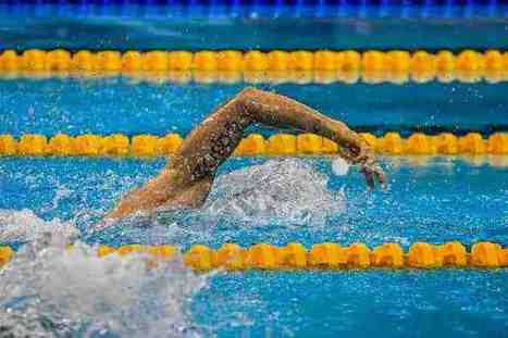 How Bilateral Breathing Will Make You a Faster Freestyler | Swimming | Scoop.it