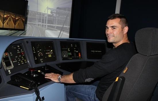SeriousGame.be - VIDEO. Transilien: Des simulateurs de conduite pour parfaire la formation des conducteurs