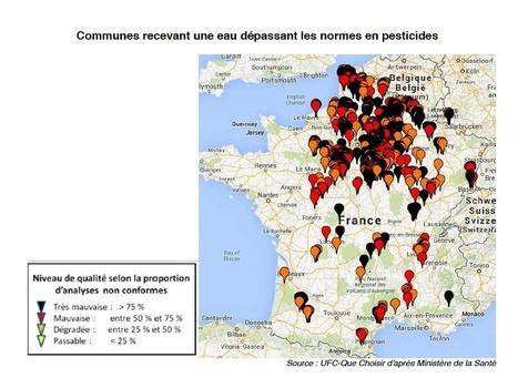 Eau du robinet : faîtes vous partie des 1,5 millions de français pénalisés ? - notre-planete.info | Tout savoir sur l'eau | Scoop.it