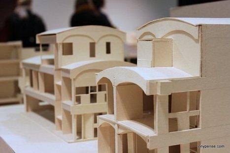 Des maquettes de belles maisons | Métier d'architecte 29 | Scoop.it