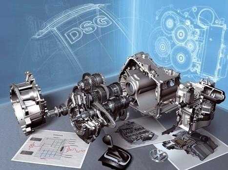 Volkswagen, a por el DSG de 10 relaciones - Motorpasión | Motor | Scoop.it