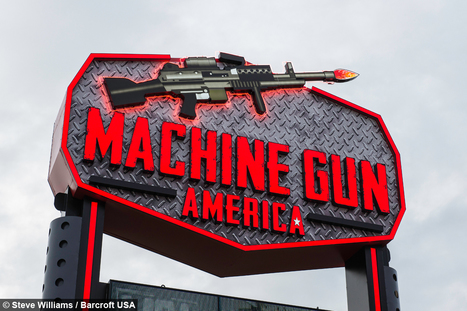 USA : LAND OF THE (MACHINE) GUN 2015 | Offshore Stock Broker | Scoop.it