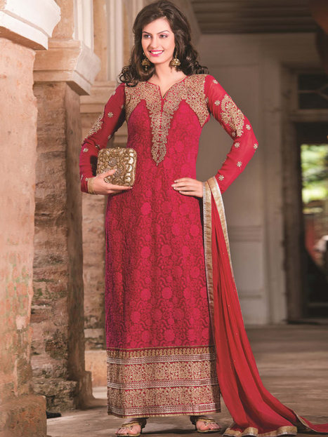 New Collection of Salwar Kamee | Latest Anarkali Salwar Kameez Online | Scoop.it