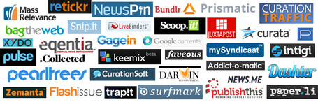 The Ultimate List of Content Curation Tools and Platforms - You Brand, Inc. | Just plain interesting | Scoop.it