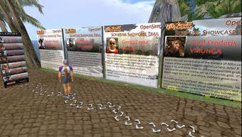 Virtual Outworlding: 2015 HELP: OpenSim scripting resources: OpenSim Scripters (G+), Showcase trail | Immersive World Technology | Scoop.it
