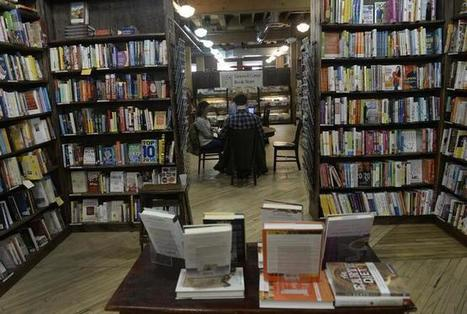 E-books for sale, but not selling, at independent booksellers | American Biblioverken News | Scoop.it