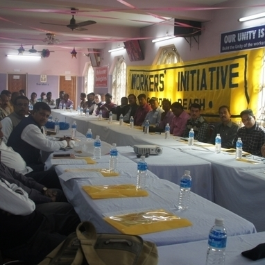 OSH  Consultation  for Ship Building Workers - India | Asia Monitor Resource Centre | Occupational Safety and Health | Scoop.it