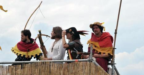 Un jeu de rôle géant inspiré de la saga Game of thrones, à Jalhay (+ photos et vidéo)   Cultures de l'Imaginaire   Scoop.it
