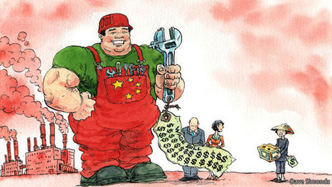 UNIT 6: The end of cheap China | AP HUMAN GEOGRAPHY | Scoop.it