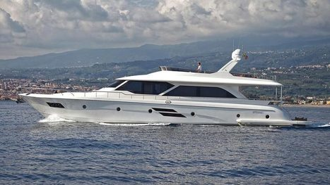 NEW to the Silver Star Yachting Charter Fleet: M/Y ENJOY | Yachting | Scoop.it