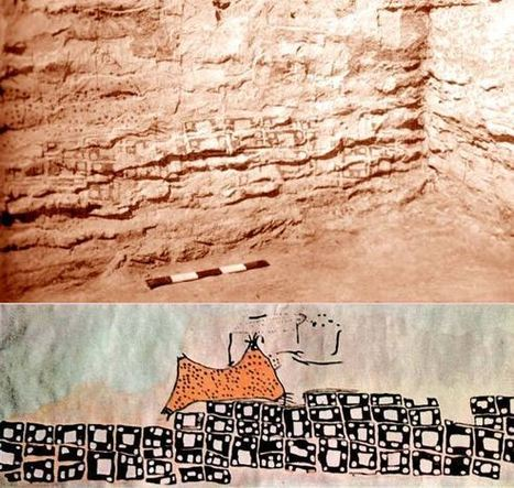 TURQUIE : Çatalhöyük 'Map' Mural May Depict Volcanic Eruption 8,900 Years Ago | World Neolithic | Scoop.it