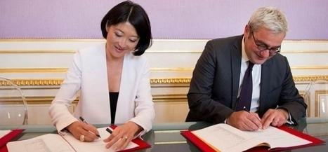 AFP : un COM signé pour la période 2014-2018   DocPresseESJ   Scoop.it