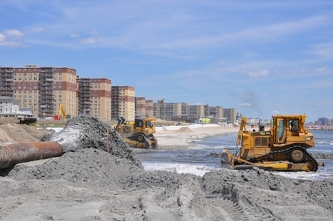 Scientists Foresee Losses as Cities Fight Beach Erosion | Lorraine's Environmental Change &  Management | Scoop.it