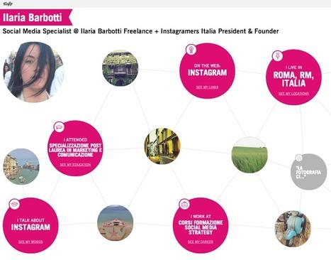 Personal Branding, un curriculum colorato, visivo, animato con Vizify | Tecnologie: Soluzioni ICT per il Turismo | Scoop.it