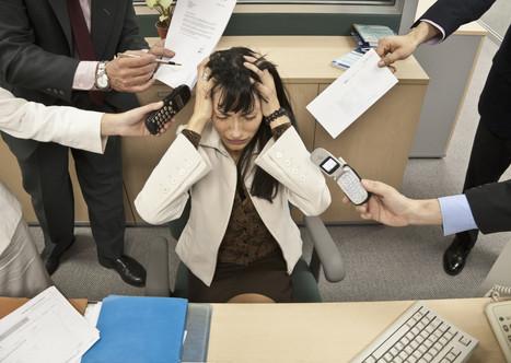 Comment déceler les signes de burn-out - Le Huffington Post Quebec | Relaxation Dynamique | Scoop.it