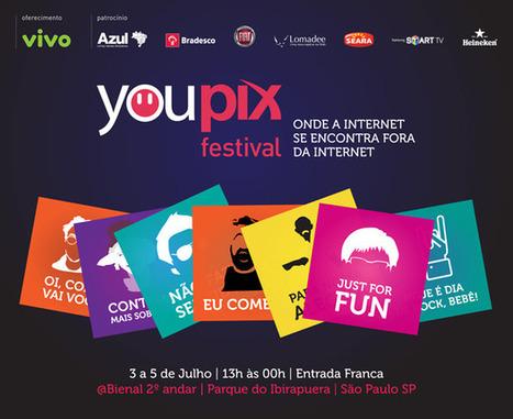 YOUPIX FESTIVAL SÃO PAULO 2012 – youPIX | #TIAEBrasil | Scoop.it