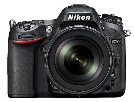 New Gear: Nikon D7100 DSLR With 51-Point AF System | Photography Today | Scoop.it
