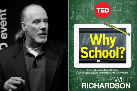 The next evolution of schools: Highlights from our chat with Will Richardson | TICando | Scoop.it