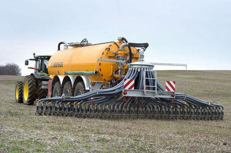 Nitratproblem im Grundwasser angeblich weiter verschärft | Agrarforschung | Scoop.it