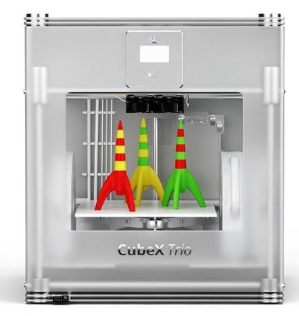 Matériel.net propose une imprimante 3D à son catalogue - Le Journal du Geek | Imprimante3D | Scoop.it