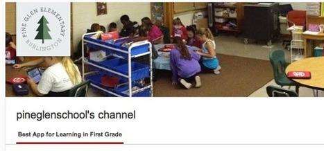 First Graders Pick Best Apps | First Grade Leaders | Scoop.it