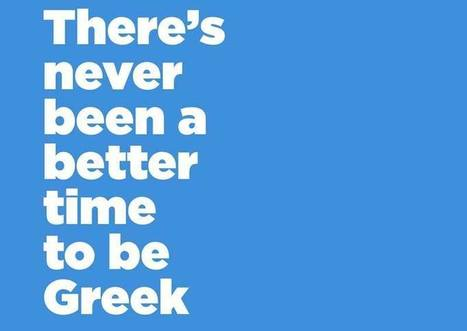 There's never been a better time...   Greek island lifestyle   Scoop.it