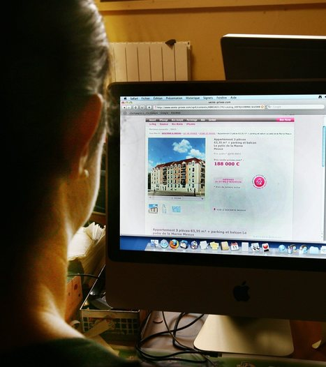 Les agences immobilières se sont mises au Net | Immobilier | Scoop.it