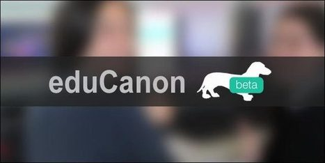 Supplement YouTube in the Classroom with EduCanon to control how video is used as an instructional tool | eduCanon | Scoop.it