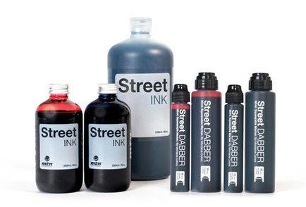 MTN Street Ink: l'encre low cost | Rap , RNB , culture urbaine et buzz | Scoop.it