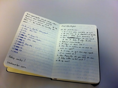 Going Paperless: How Penultimate and Evernote Have Replaced My Pocket Notebook | Wired Wednesday iPad Apps 2013 | Scoop.it